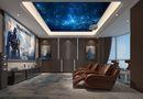 140平米复式欧式风格影音室效果图