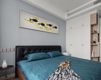50平米小户型北欧风格卧室图