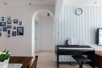 140平米四室三厅田园风格玄关图