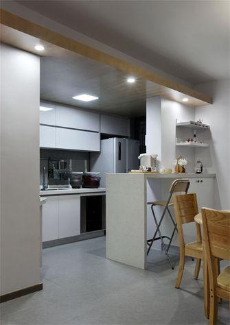 100平米三宜家风格厨房效果图