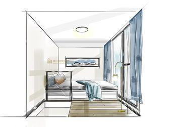 80平米三室两厅其他风格阁楼图