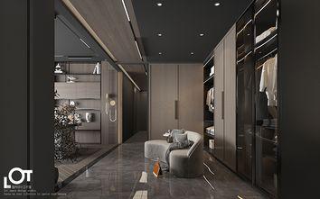 豪华型140平米四室三厅混搭风格衣帽间设计图