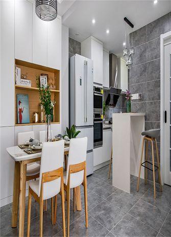30平米以下超小户型现代简约风格餐厅装修案例
