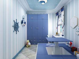 70平米地中海风格儿童房图片