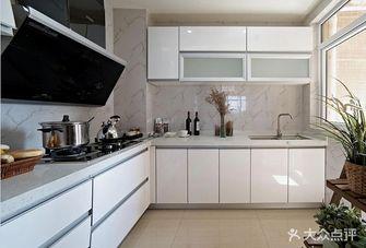 140平米三室一厅法式风格厨房效果图
