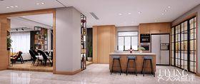 140平米別墅北歐風格餐廳裝修案例
