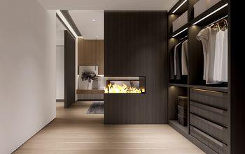 140平米三室一厅中式风格衣帽间装修效果图