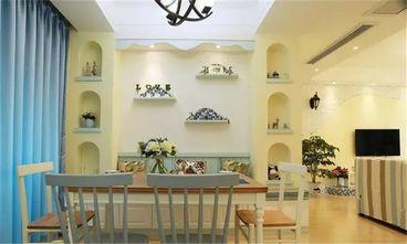 70平米一室一厅地中海风格客厅图