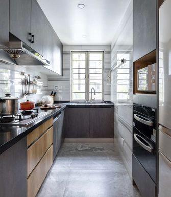 130平米三室两厅宜家风格厨房图片
