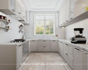 10-15万140平米别墅混搭风格厨房装修案例