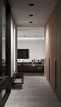 富裕型140平米三其他风格走廊装修案例