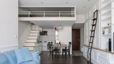 110平米三室两厅混搭风格客厅图片大全