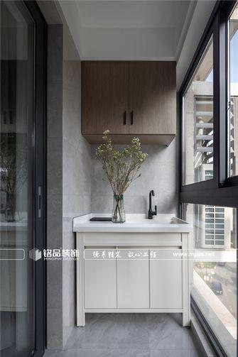 120平米三室两厅现代简约风格阳光房装修案例