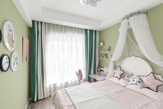 140平米三室一厅混搭风格儿童房效果图