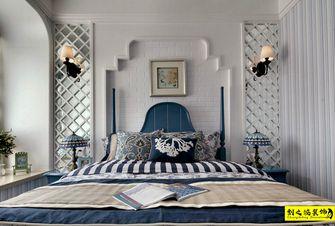 100平米地中海风格卧室欣赏图
