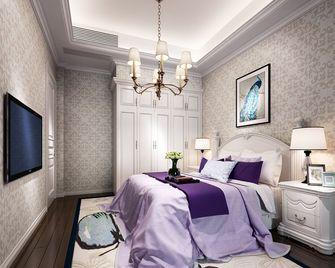 140平米四室一厅欧式风格卧室图片大全
