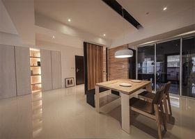 140平米四室两厅日式风格餐厅装修案例