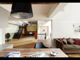 20万以上140平米复式欧式风格楼梯设计图