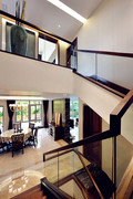 15-20万140平米三室两厅欧式风格楼梯图片大全