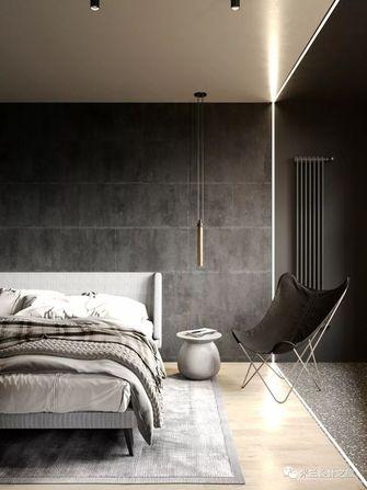 50平米一居室混搭风格卧室图片