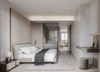 5-10万120平米三室三厅北欧风格卧室设计图