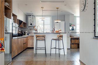 60平米一室一厅日式风格厨房欣赏图
