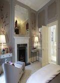 130平米三室一厅欧式风格梳妆台设计图