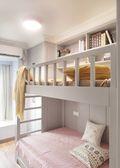100平米三室两厅宜家风格儿童房装修案例