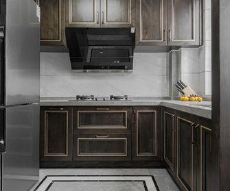 120平米三室两厅中式风格厨房装修图片大全