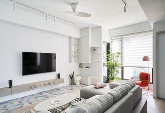 140平米混搭风格客厅装修图片大全