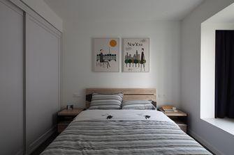 120平米三室两厅混搭风格卧室效果图
