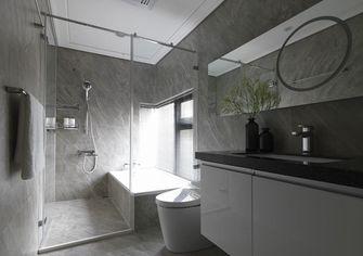 15-20万90平米三室两厅现代简约风格卫生间浴室柜效果图