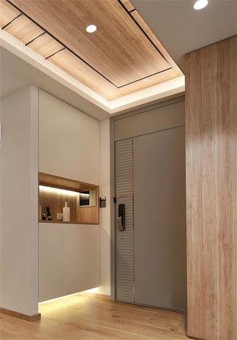 80平米三日式风格走廊图片