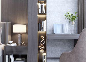 140平米四室一厅现代简约风格书房装修案例