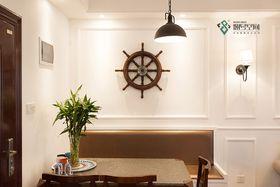 110平米三混搭風格餐廳設計圖