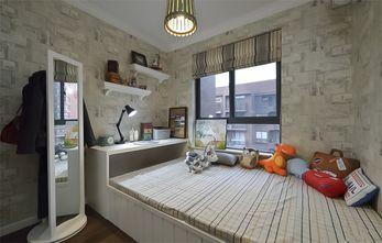 80平米三地中海风格卧室效果图