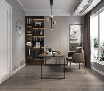 110平米四室两厅其他风格书房欣赏图