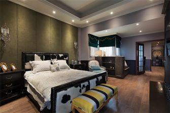 90平米三室两厅美式风格卧室效果图