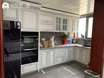 20万以上140平米四室两厅新古典风格厨房装修效果图