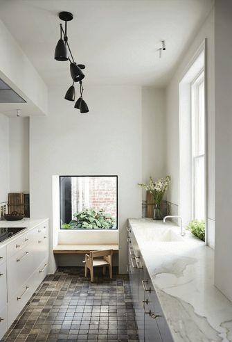 80平米四室一厅现代简约风格阳台效果图