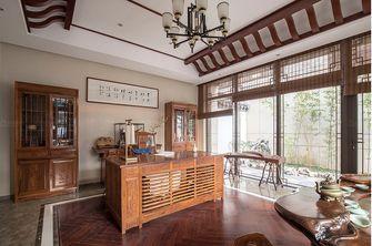 140平米别墅中式风格书房欣赏图