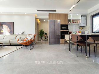 15-20万130平米三室两厅现代简约风格餐厅效果图
