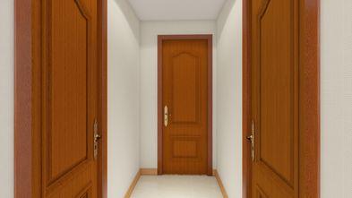50平米一居室中式风格走廊欣赏图