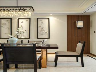 80平米公寓现代简约风格餐厅效果图