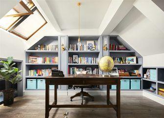 140平米别墅法式风格书房装修图片大全