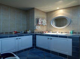 60平米一室一厅美式风格卫生间装修案例