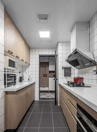 80平米三宜家风格厨房效果图