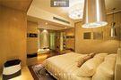140平米四室三厅现代简约风格卧室家具设计图