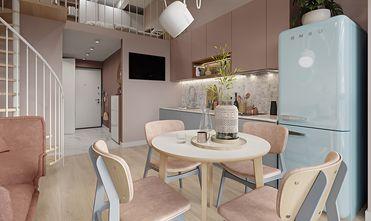 140平米复式宜家风格厨房欣赏图