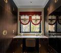 120平米三室两厅新古典风格衣帽间图片大全